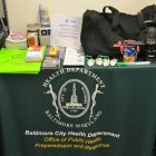 Baltimore City Health Department Table